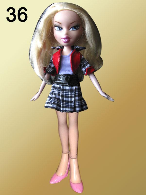 Одежда для кукол Братц. odezda-dlya-barbie. автор.
